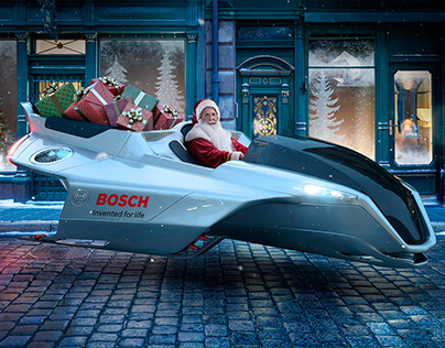 Bosch Season's greetings