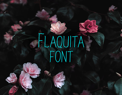 Flaquita Font | Tipografía Chilena