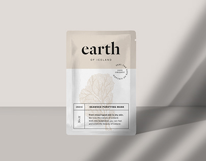 EARTH OF ICELAND – Skin Care Packaging and Branding