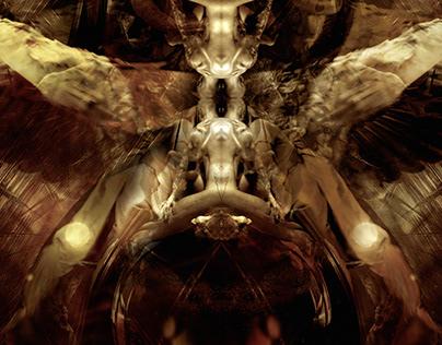 Thanatos: Prelude VII, digital painting