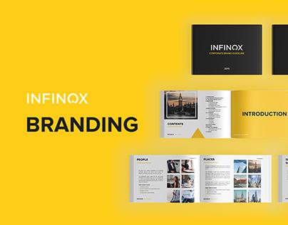 Infinox branding
