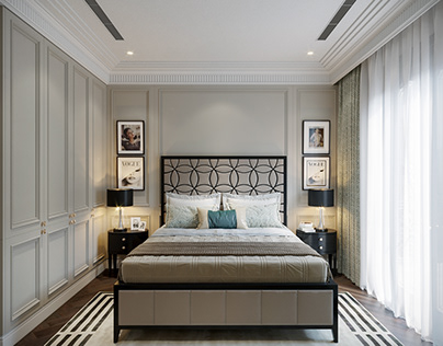 Master bedroom !