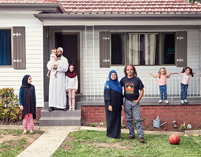 Muslim, Aboriginal and outspoken