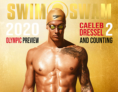 Speedo Swimswam Cover | GOLD Collection