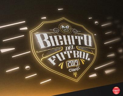 Claro | Bichito Del Fútbol 2019