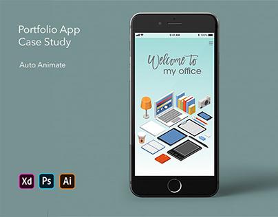 My Office Portfolio App
