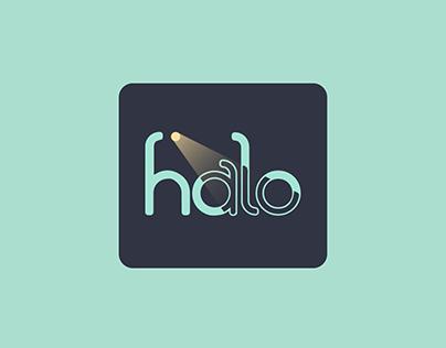 Halo - ville du futur - Motion Design