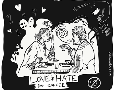Love & Hate Do Coffee