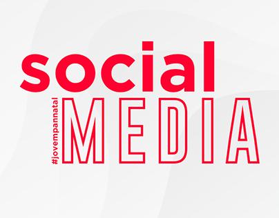 SOCIAL MEDIA - JOVEM PAN NATAL