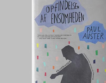 PAUL AUSTER / Book design