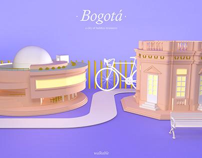 Bogotá: a city of hidden treasures