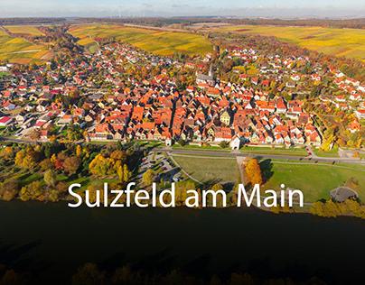 Luftbilder von Sulzfeld am Main