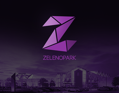 Zelenopark website