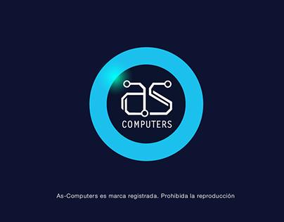 AS COMPUTERS® | Marca | Social Media | Web