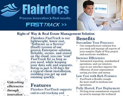 Flairsoft Flyer Brochures