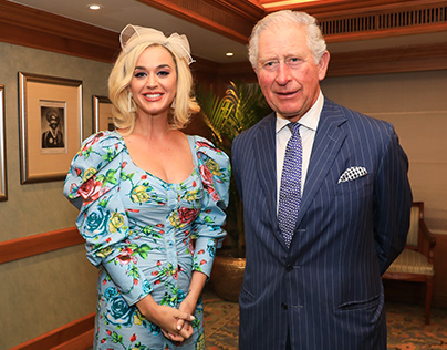 HRH Prince Charles in India