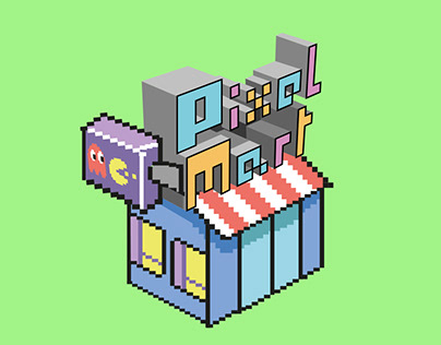 Pixel Mart
