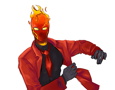 Inferno Fortnite Skin