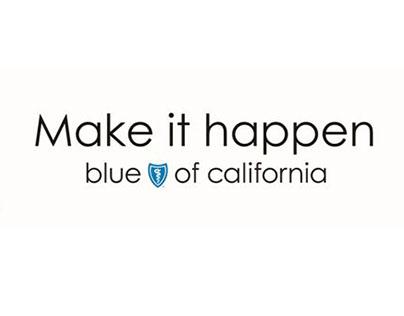 Blue Shield of California (Internal Campaign)