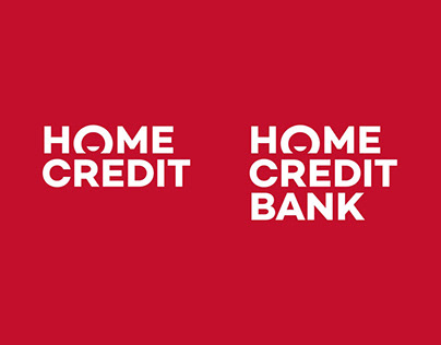 Home Credit / Home Credit Bank – brand identity