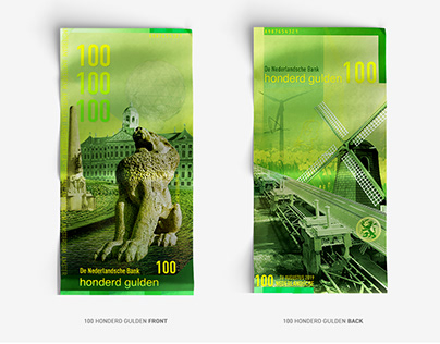Netherlands Reimagined Currency
