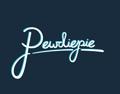 PewDiePie Branding