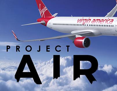 Virgin America Marketing Strategy Slide Deck