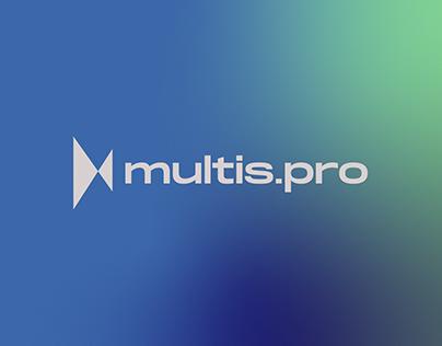 Multis.pro - Branding