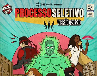 Processo Seletivo 2020 - Verão/Inverno
