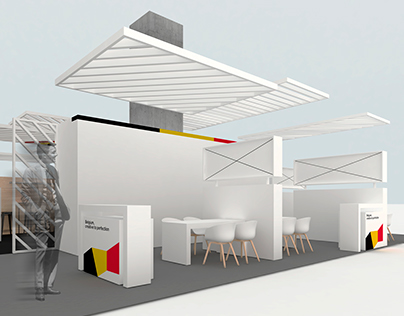 Visualization/ Renders  Booths