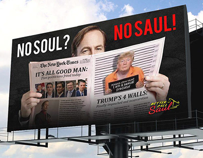 Better Call Saul Campaign
