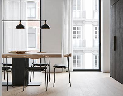 T Apartment