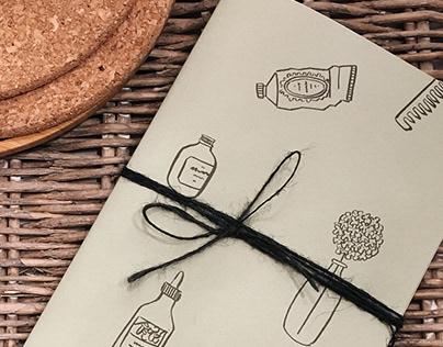 Le Piccole Cose / Notebook