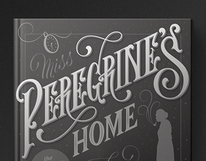 Miss Peregrine's Home Book Cover Alternative