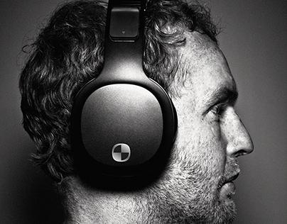 Philips   O'Neill Crash Headphones