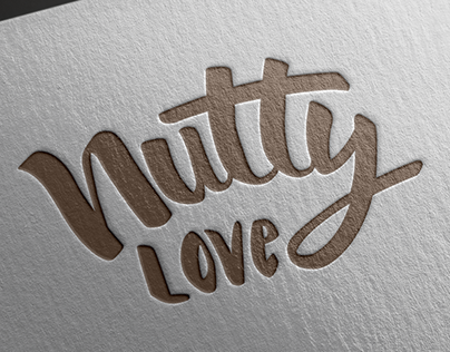 Nutty Love - Branding