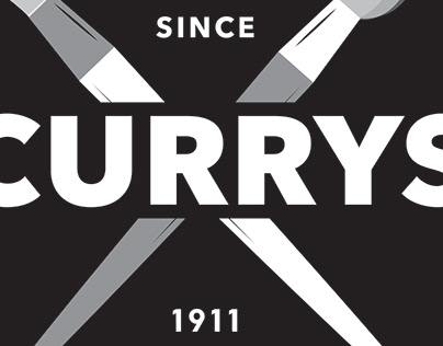 Currys Redesign