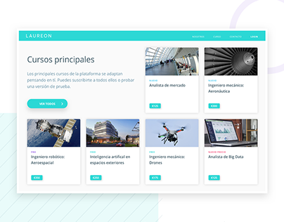 Laureon Plataforma eLearning