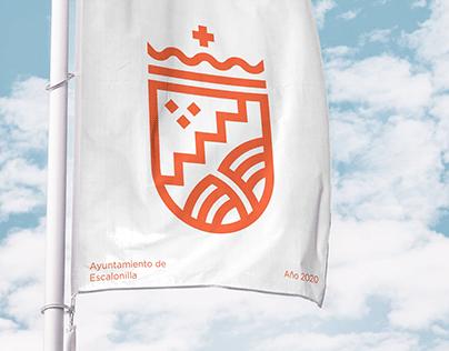 Escalonilla | Rediseño escudo