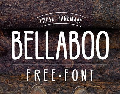 HIPSTER FREE FONT BELLABOO