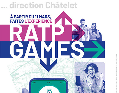 RATP Games Digital Experience