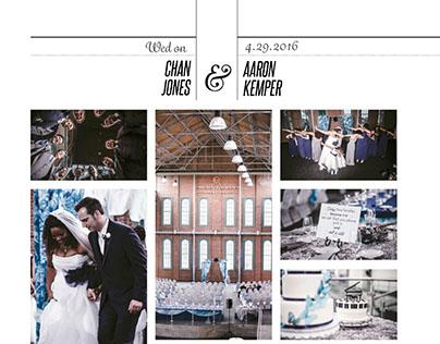 Louisville Bridal Spread Tear Sheet