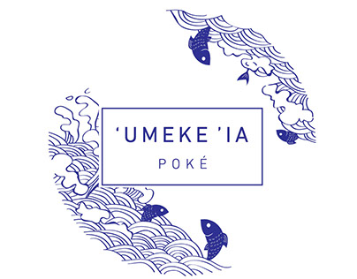 'Umeke 'Ia Logo Branding