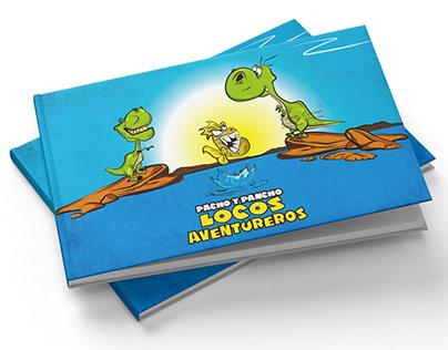 Character design for children's story.