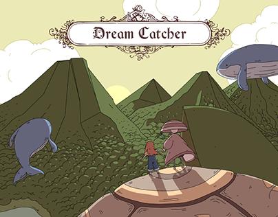 Dream Catcher - Interactive AR Storytelling