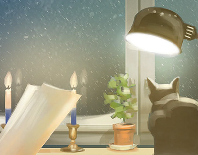 Aphorism illustration for Yrittäjä-Info mag Finland