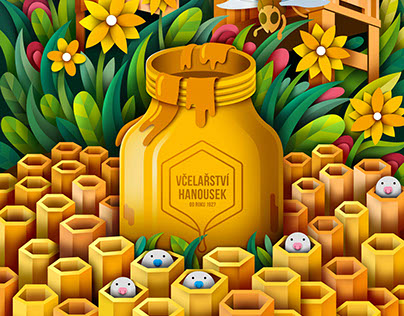 Beekeeping Hanousek