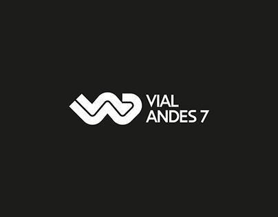Vial Andes 7 – Brand Identity Design