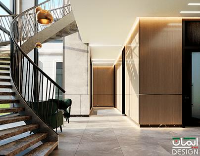 individual house 1 / hall / 2020