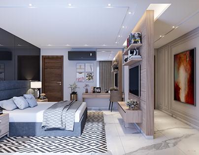 Design Master Room & Dressing
